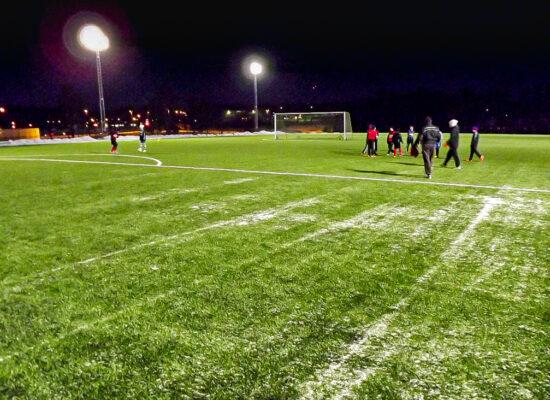 Jalkapallo LED