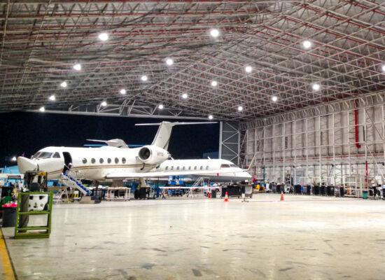 Hangar, Singapore