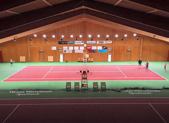 Tennishall